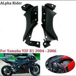 Side-Frame-Mid-Cover-Panel-Fairing-Cowl-Kit-For-Yamaha-YZFR1-YZF-R1-2004-2006