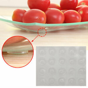 Image Is Loading 20 X Silicon Rubber Feet Stoppers Kitchen Cabinet