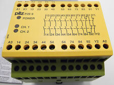 PILZ 774150  PZE9 24VDC Contact Expansions SAFETY RELAY PNOZ X