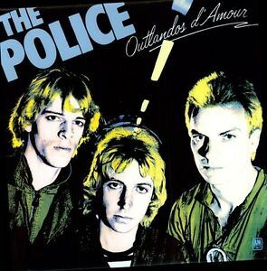 The-Police-Outlandos-D-039-amour-New-Vinyl-UK-Import