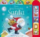 Noisy Touchy-feely Santa by Sam Taplin (Board book, 2010)