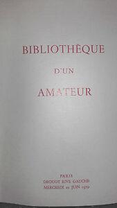 1979 Catalogue Di Vendita Drouot Libri Antichi E Moderno