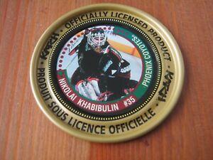 1997-98-Katch-Gold-Medallion-111-Nikolai-Khabibulin-Phoenix-Coyotes-ZH