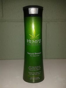 Hempz Natural Tanning Lotion Reviews