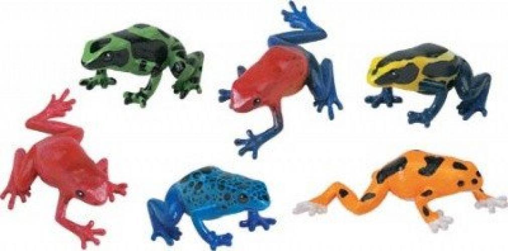 Poison Dart Frogs (1 Piece)