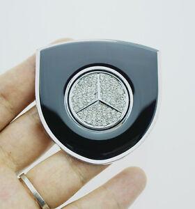 Neue-1pcs-Seite-Fenster-Emblem-Plakette-Autoaufkleber-fuer-Mercedes-Benz