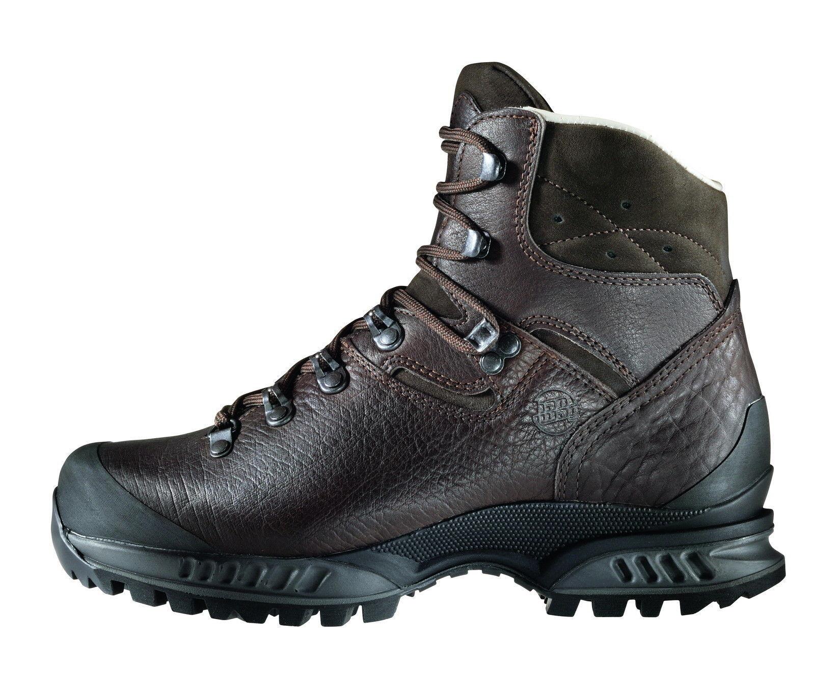 Hanwag Senderismo Yak Zapatos Lhasa Tamaño 11-46 Castaño
