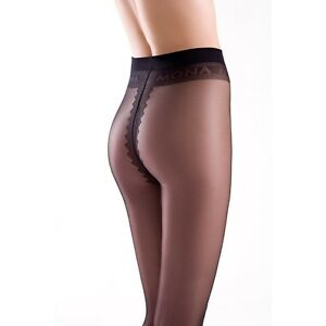 TOP-QUALITY-MONA-TIGHTS-DALIA-15-DENIER-T-BAND