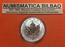 CANADA 5 DOLLARS 2003 SHEEP LUNAR PRIVY MARK 1 ONZA SILVER 999 OZ MAPLE LEAF