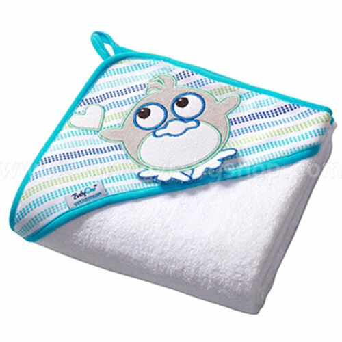 Doux grand Baby Kids Toddler Terry à Capuche Serviette Peignoir Cartoon Animal Unisexe