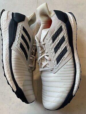 Adidas solar Boost raw white/legend ink