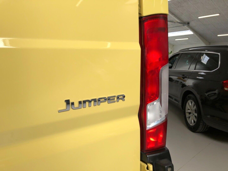 Billede af Citroën Jumper 33 2,0 BlueHDi 160 Kassevogn L3H2
