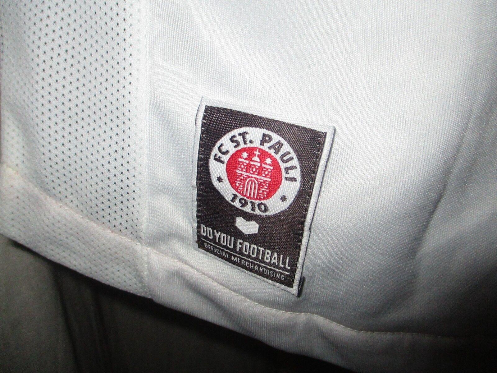 FC St.Pauli DoYou Football Football Football Auswärts Matchworn Trikot 12 13 + Nr.7 Daube Gr.L TOP  | Angemessener Preis  8e3353