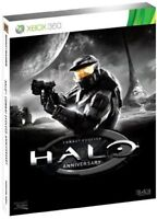 Combat Evolved Halo Anniversary Brady Games Signature Strategy Guide - Xbox 360