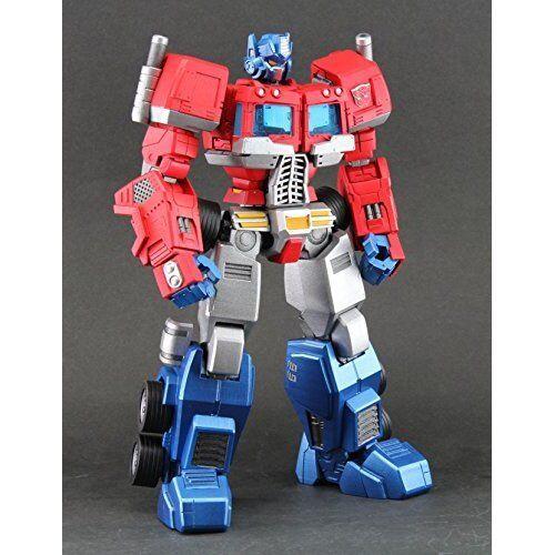 Alphamax Hero of Steel TRANSFORMERS Convoy Optimus Prime Action Figure