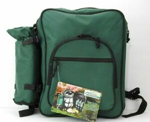 New Wine And Cheese Backpack Camping Lake 4 Picnic ...
