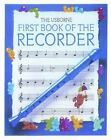 Usborne First Music: First Book of the Recorder by P. Hawthorn (1997, Paperback)