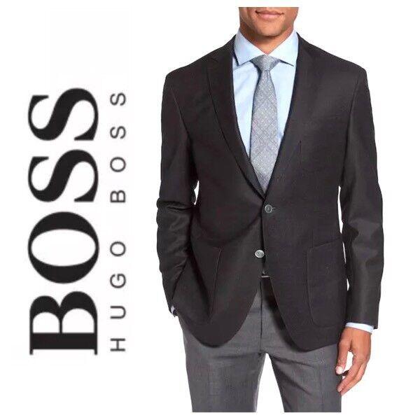 NEW   NORDSTROM BOSS HUGO BOSS Sharp Fit Men's Dress Shirt Lt bluee 17  32 33