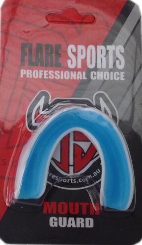 Flare Sports PRO Mouth Guard UFC Mouthguard MMA Teeth Protection Gum Shield