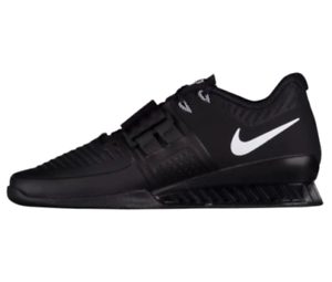 bianco Romaleos 52933002 uomo da Nike nero 3 Scarpe pesi sollevamento 1qq87S