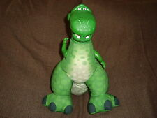 "Big Roaring Rex Plush Toy Story 2009 Fisher Price T2406 Disney 14"" tall"