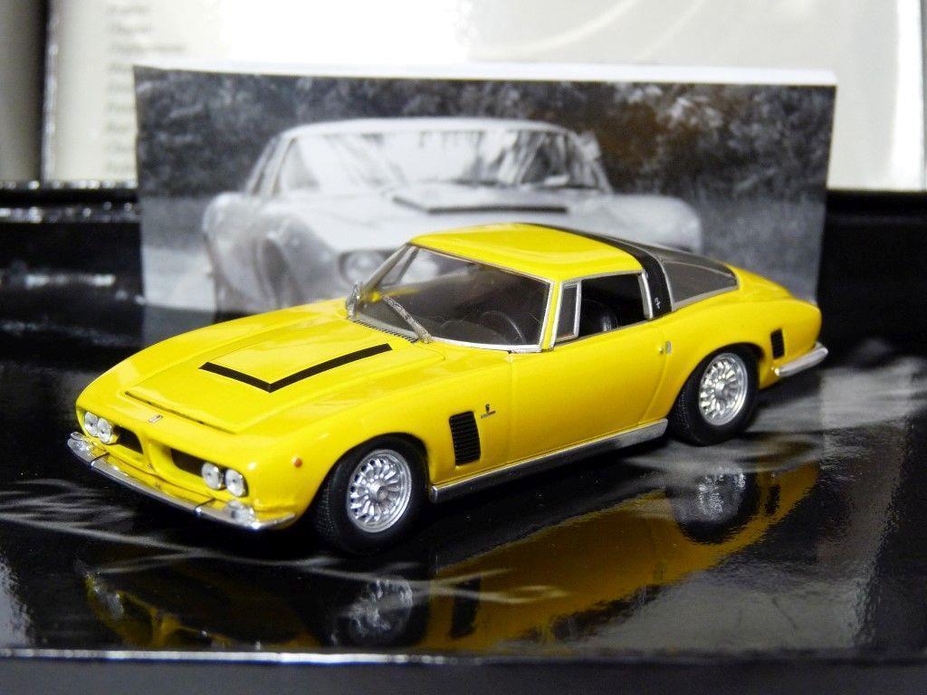 Minichamps 436128220 1 43 1968 Iso Grifo 7L Diecast Model Car