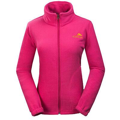 New Women's Fleece Coat Cycling Outdoor Jacket Sports Climbing Fleece Clothes