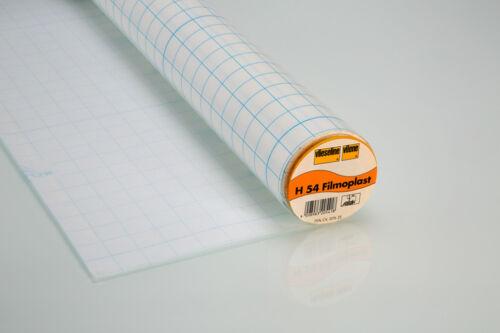 15m Vlieseline Filmoplast H 54 Self-Adhesive Stickunterlage H54