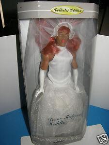 Dennis Rodman Wedding Day Collector Edition Doll