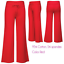 New-Women-039-s-Elastic-High-Waist-Yoga-Drawstring-Pants-Plus-Size-Wide-Leg-Trousers thumbnail 11