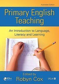 Primary-English-Teaching-Intro-to-Language-Literacy-Learn
