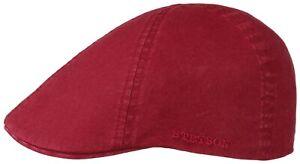 Ivy Nuovo Organic Sun Guard 85 Red Texas Cap Duck Cap Stetson ® Cap F1aq7I