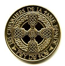 85 LE PUY DU FOU Les chevaliers de la table ronde, 2015, Monnaie de Paris