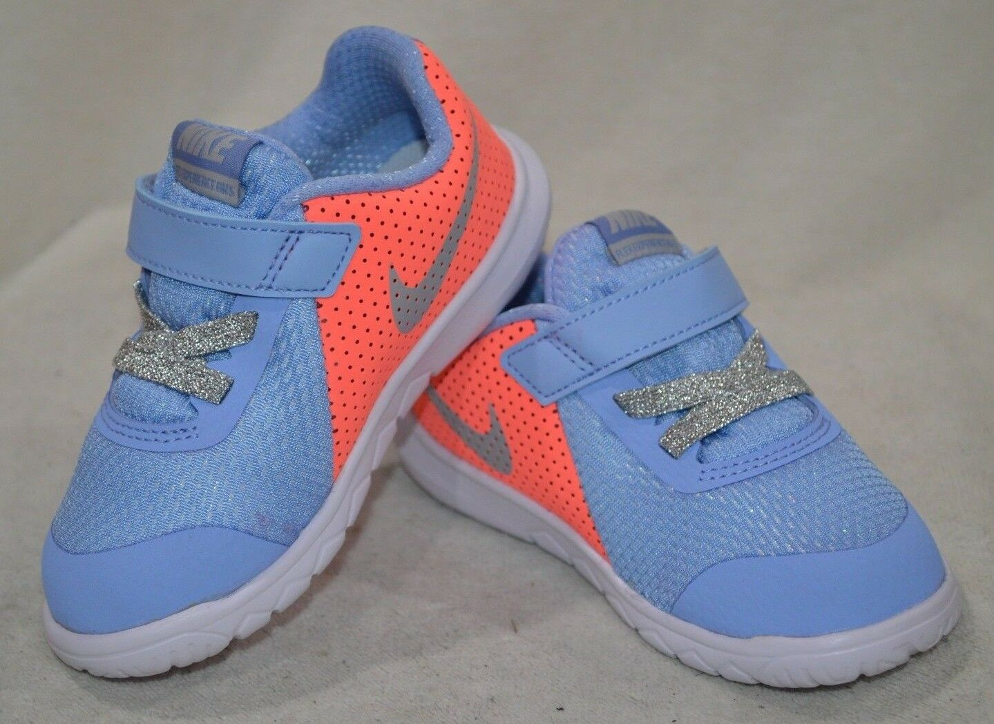 013ac122c59ed Nike Flex Experience 5 SE GTV Aluminun platinum Toddler Girl s Shoes ...