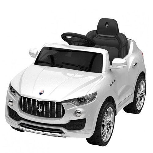 Auto elettrica bambini Maserati levante 12V radiocomando fuoristrada elettrico