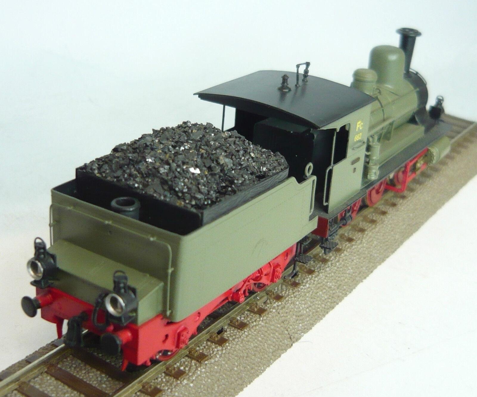 Intermodel 87052 Güterzugdampflok  662 wü wü wü Fc der K.Wü.Sts.B.  NEU & in OVP  | Zuverlässige Leistung  b447bd