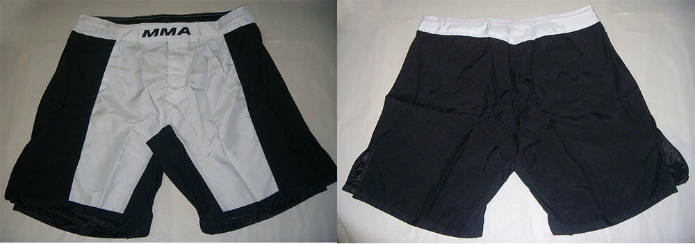 MMA SHORTS   TRUNKS, SPORTS FITNESS SHORTS NO TAX, FAST SHIPPING (Brand New)