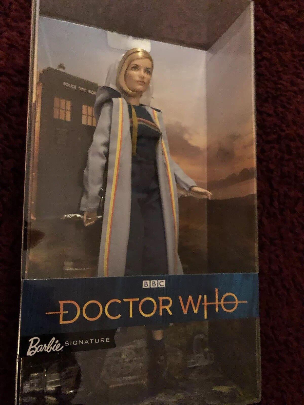 Doctor Who 13th Docteur Poupée Barbie