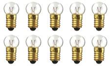 Box of 10 #406 Blinking Lamp Bulb Flashing Lightbulbs 2.6V 0.78W 0.3A