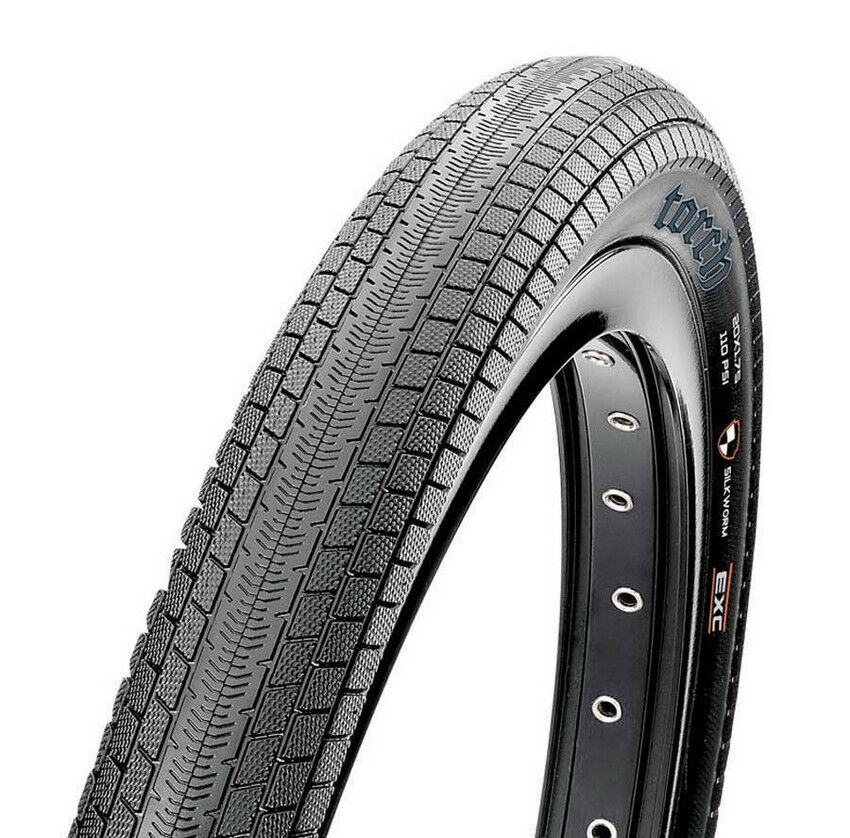 Tire Maxxis Torch 20   Bmx Race Freestyle Competition 20 x 1.75 Tr 47-406 New