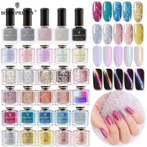 BORN-PRETTY-Magnetico-Smalto-per-unghie-Termico-Nail-Polish-74-Colors