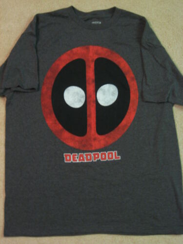 DEADPOOL 2 sword gun Cable Domino movie Comic BOOK Marvel New MEN/'S T-Shirt