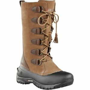 aeb7e1fb7 Details about Baffin Coco Insulated Waterproof Winter Snow Boots Taupe  Womens Size 9