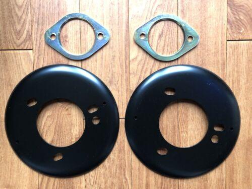 BMW E46 M3 Coupe Suspension Turret Reinforcement plates Front /& Rear 330 325 323
