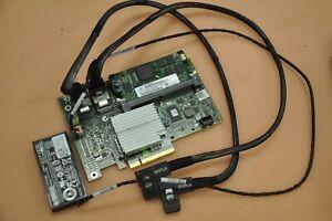 Dell-R710-Server-PERC-H700-512MB-RAID-Card-w-Cable-battery-0CNXVV-0XXFVX-0R374M