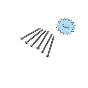 Tile-Long-Screw-for-Outlet-GPO-BULK-6-X-54mm-Screws-Power-point-Switch-BRAND-NEW
