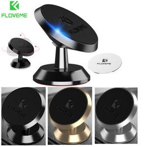 Universal-360-Rotating-Magnetic-Holder-Car-Dash-Mount-Bracket-For-Cell-Phone-GPS