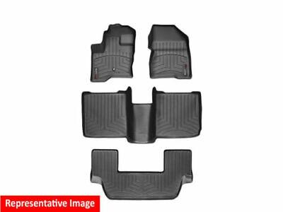 Grey 461571 WeatherTech Custom Fit Front FloorLiner for Lexus LX570