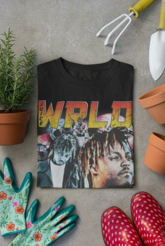 Juice WRLD 90/'s Vintage Homage T-shirt
