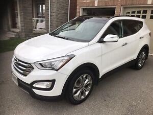 2016 Hyundai Santa Fe Limited Sport 2.0T